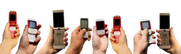 携帯電話(ガラケー)用のサイトを作成する