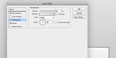 Layer Styles